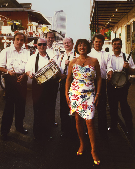 Reine Rimón in New Orleans