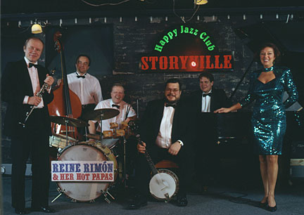 Storyville Jazz Club in Helsinki, Finland
